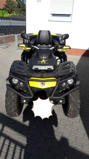 Quad Atv Canam Outlander