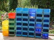 Stapelboxen Lagerboxen
