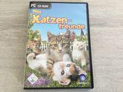 Petz Katzenfreunde PC Spiel CD