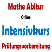 Mathe Abi Online-Vorbereitungskurs zur Prüfung -