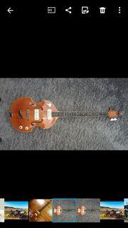 Bass EKO Violin 995