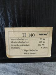 H 140 Equar 3 Wege