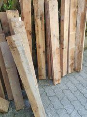 Holzbalken versch Längen gebraucht 30