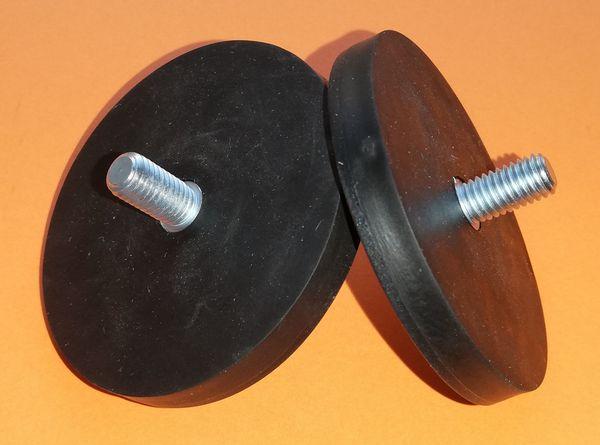 2 x Super Magnet Neodym