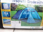 Zelt für 4 Personen Neu