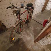 Herrenfahrrad Citybike 26 - drei Gänge