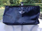 Tasche der Automarke Mini schwarz