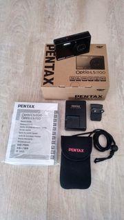 Pentax Optio LS1100 Digitalkamera Digital