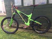 Scott Genius LT700 Carbon Mountainbike