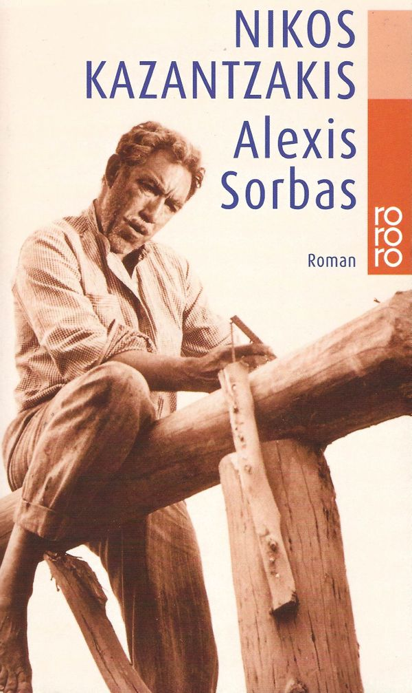 Buch Alexis Sorbas