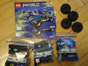 Lego 70731 Ninjago Jay Walker