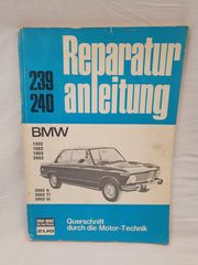 BMW Reparaturanleitung 239 240