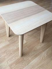 IKEA Beistelltisch Vollholz Neuwertig