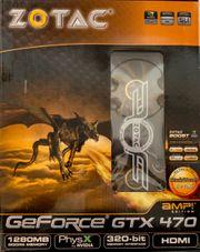 Grafikkarte - Zotac - GTX 470 AMP