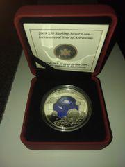 Kanada limitierte 30 Dollar Silbermünze