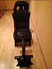 Evolution Gaming Chair Alcantara