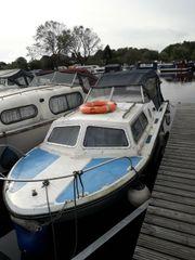 Norman 20 Flusskreuzer Boot 20ft