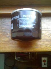 Neuer MANN Ölfilter W811 83