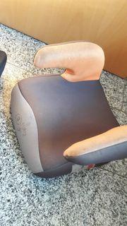 Kindersitz Sitzerhöhung - Gruppe 2 3