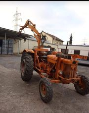 Massey Ferguson Traktor Oldtimer