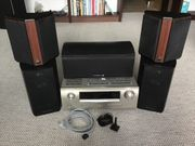 Wharfedale Surroundsystem 5 0