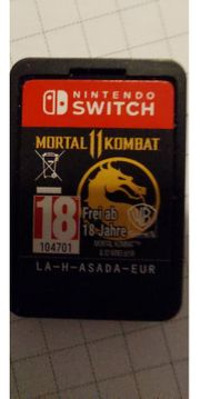 Nintendo Switch Mortal Combat und