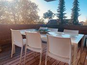 Moderne Terrassenmöbel