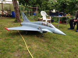 RC-Modelle, Modellbau - Eurofighter von C C