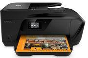 HP Office-Jet 7510 series mit