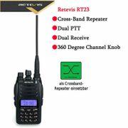 Retevis RT23 2m 70cm Handfunkgerät