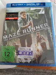 Blu-Ray Digital HD Maze Runner