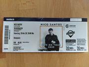 Nico Santos Konzert 4 Karten