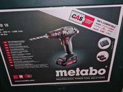 Metabo Akku-Schlagbohrmaschine SB 18 L