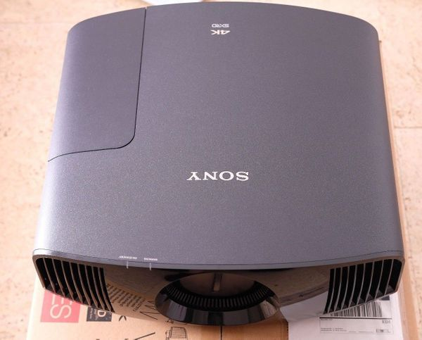 Sony VPL-VW260 schwarz Cine4Home HDR