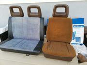 VW T3 Bus Sitze zu