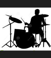 Schlagzeuger Percussionist Cajon Band Acoustic