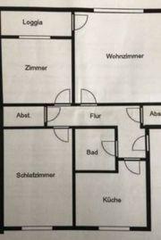 3-Zimmer Wohnung in Frankfurt