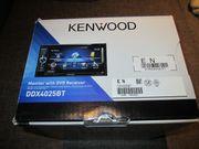 Kenwood DDX 4025 BT Doppel-DIN
