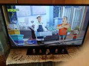 Flachbild Fernseher 40 Zoll