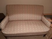 2 Sitzer Couch inkl 2