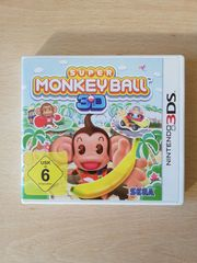 Super Monkey Ball 3D - für