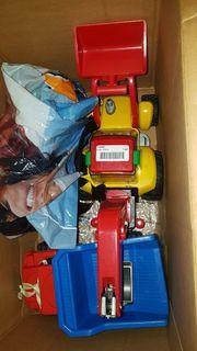 Bagger Kipper Sandspielzeug