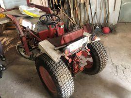 Traktoren, Landwirtschaftliche Fahrzeuge - Scheunenfund - GUTBROD 1050 Kleintraktor