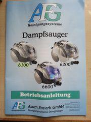Dampfsauger AFG 6100