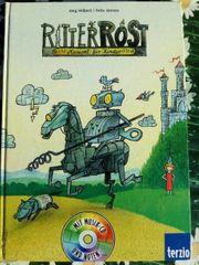 Buch mit CD Ritter Rost