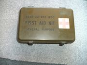 First Aid Kit Verbandkasten Dekoration