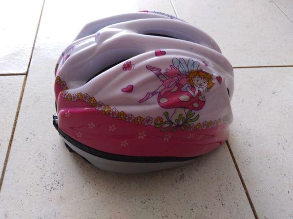 Kinder Fahrradhelm Prinzessin Lillifee Größe