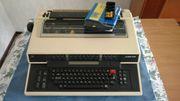 Elektrische Adler SE1020 C-Schreibmaschine