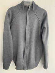 Jacke grau von Zara Man