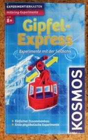 Kosmos Experimentierkasten Gipfel-Express Seilbahn